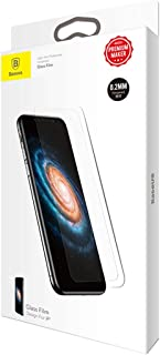 Ultra Thin Tempered Glass Front Protection for iPhone X from Baseus
