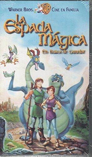La espada magica. video [VHS]