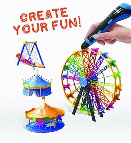 Polaroid Play 3D Pen, macht Spaß einfach. Besondere App verfügbar! - 6