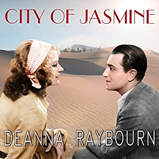 City of Jasmine                   By:                                                                                                                                 Deanna Raybourn                               Narrated by:                                                                                                                                 Anne Flosnik                      Length: 11 hrs     43 ratings     Overall 4.0