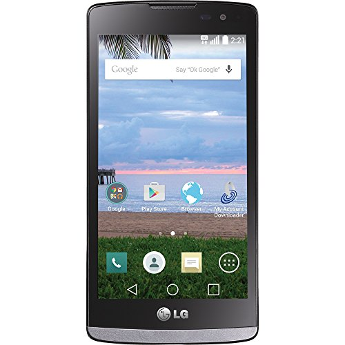 Net10 LG L22C Power 3G Android Prepaid Smartphone - Retail Packaging