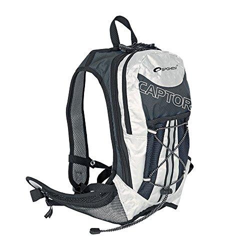 Plecak rowerowy 2l Captor szary