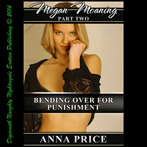 Bending over for Punishment audiobook cover art