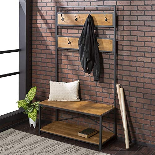 Best Crosley Furniture Hall Trees - Home Accent Furnishings