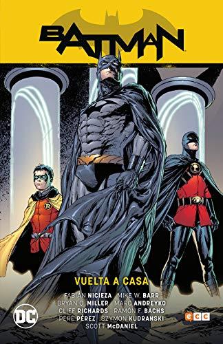Batman: Vuelta A Casa (Batman Saga - Batman y Robin Parte 5)