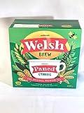 Welsh Brew Tea, Tea Bags, 80-Count Package
