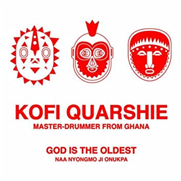 Naa Nyonggwo Ji Onukpa - God Is The Oldest