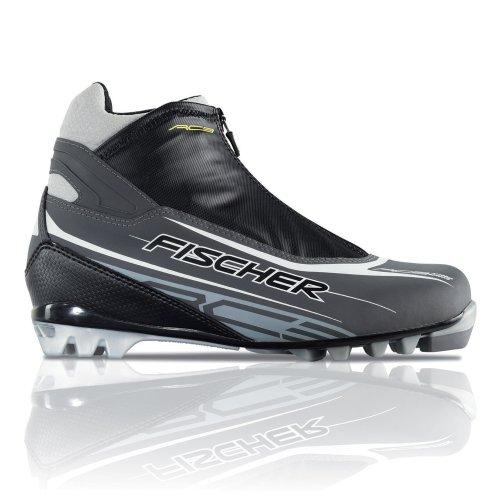 fischer RC3 Classic 2012 - Botas de esquí de Fondo para Hombre Negro Negro Talla:41