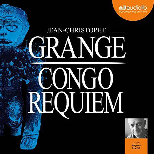 Couverture de Congo Requiem