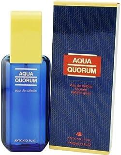 Aqua Quorum Edt Spray 3.4 Oz By Antonio Puig *** Product Description: Aqua Quorum By Antonio Puig Edt Spray 3.4 Oz For Men...