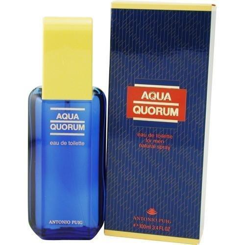 Antonio Puig Aqua Quorum Herrenduft, Eau de...