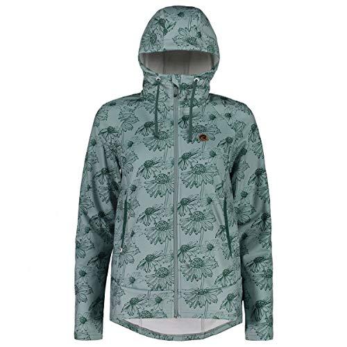 Maloja Amaliam Multisport-Jacke für Damen M Cliff camomilla