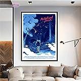 Poster Mulholland Drive No1 Giclée Japan Anime Comic Film