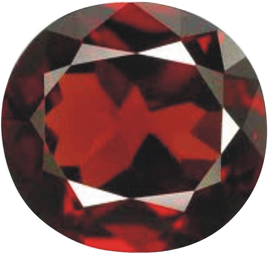 Tejvij And Sons Natural New color Boston Mall Certified Garnet Gemstone Hessonite