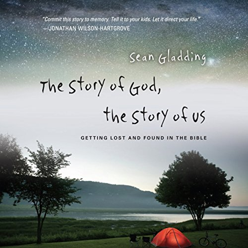 The Story of God, the Story of Us audiobook cover art