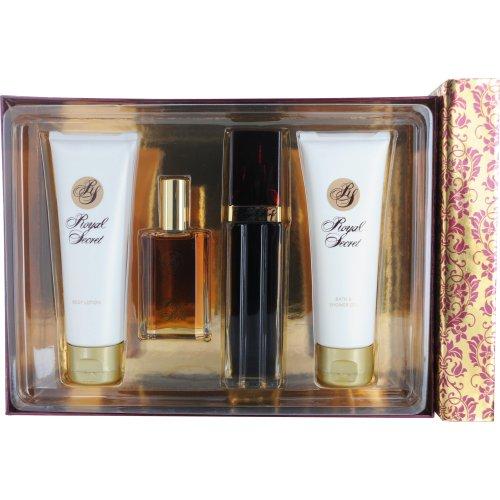 Royal Secret By Five Star Fragrance Co. Set for Women, 4-Count