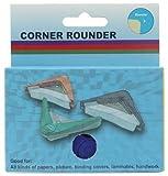 Aidox PP64B SM-BLUE Corner Rounder Punch, 5mm, Small, Blue