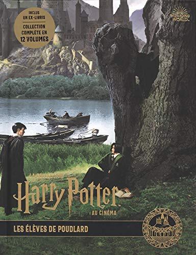 La collection Harry Potter au cinéma, vol. 4 : Les élèves de Poudlard