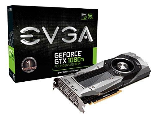 EVGA GeForce GTX 1080 Ti Founders Edition...