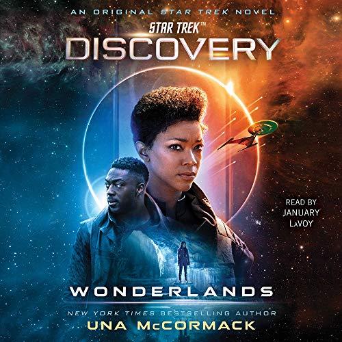 Star Trek: Discovery: Wonderlands cover art