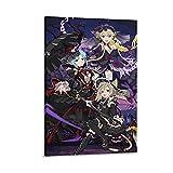 Sword Art Online Anime Sao Md Belleza Pesadilla Póster decorativo lienzo pared arte sala de estar carteles pintura dormitorio 30 × 45 cm