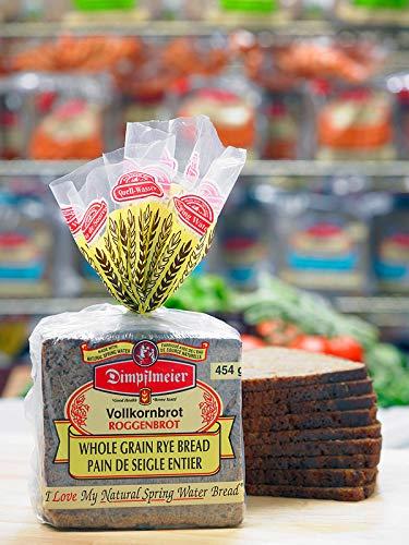 Dimpflmeier Vollkonrbrot Rye Bread 16 oz.