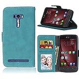 BONROY Case,Asus ZenFone Selfie ZD551KL Flip Leather Case,