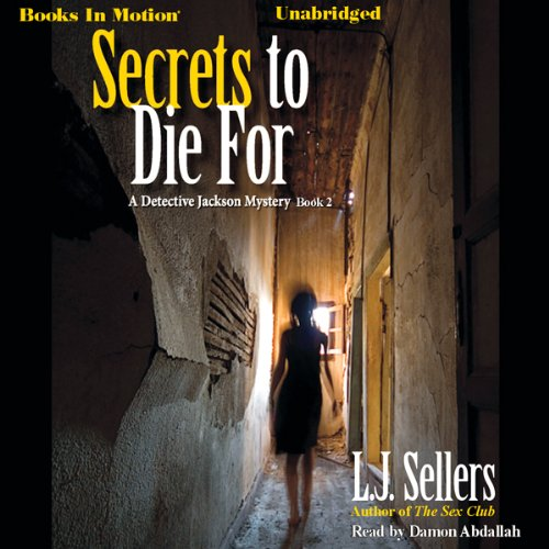 Secrets to Die For audiobook cover art