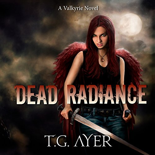 Dead Radiance audiobook cover art