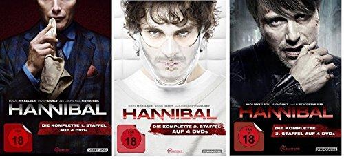Hannibal - Staffel 1-3
