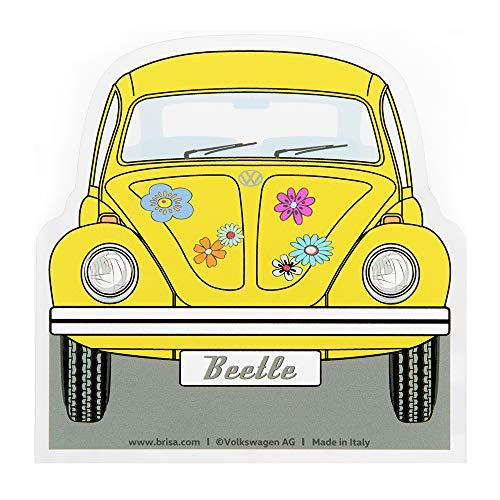Brisa VW Collection Volkswagen Escarabajo Raspador de Hielo de Policarbonato Resistente, Rascador...