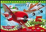Clementoni - Puzzle Aviones Disney Aviones de 104 Piezas (23643)