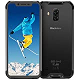 Blackview BV9600 Smartphone Étanche Débloqué 4G AMOLED de 6,2 pouces, Helio P70 Android 9.0,...