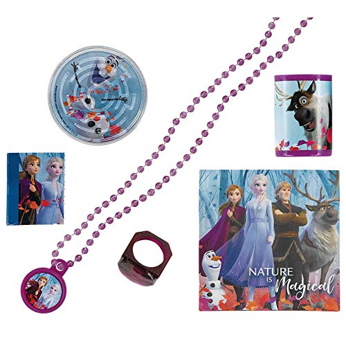 Disney Frozen 2 Mega Value Favor Pack, 48 por paquete