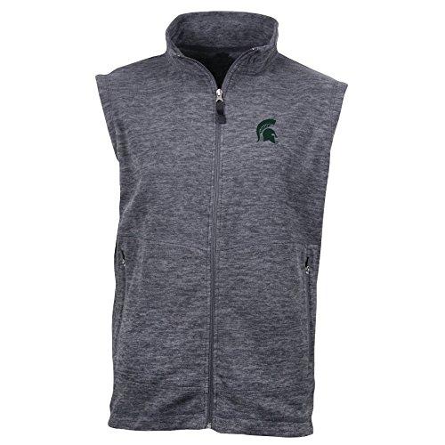 Ouray Sportswear M Guide Weste, Herren, M Guide Vest, Charcoal Heather, Medium