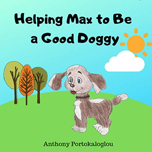 Helping Max to Be a Good Doggy cover art