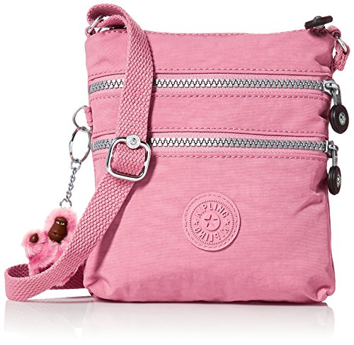 Kipling Womens Alvar XS Solid Mini Crossbody Bag