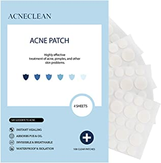 Acne Pimple Master Patches Spot & Blemish Treatment