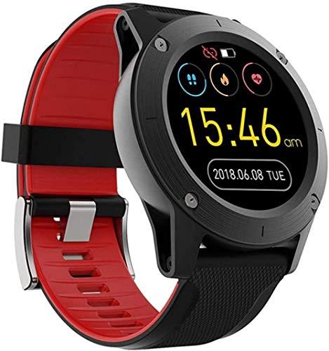 Smart Watch Hombres Mujeres 1 3In monitor de frecuencia cardíaca es IP65 podómetro impermeable puede rastrear deportes profesionales Smartwatch Android iOS versión