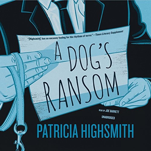 A Dog's Ransom audiobook cover art