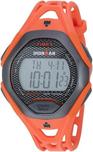 Timex Ironman Sleek 30 Reloj de pulsera de resina para hombre