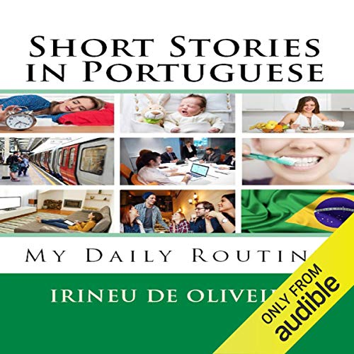 Short Stories in Portuguese Titelbild