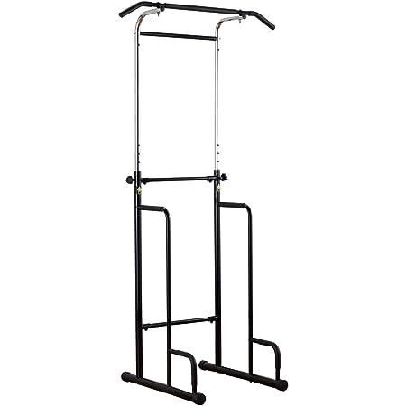 アルインコ(ALINCO) 懸垂マシン 頑丈肉厚メタルパイプ仕様 高さ202-222cm FA900A チンニングスタンド ぶら下がり健康器