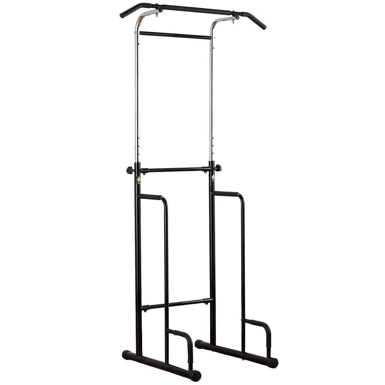 晴れ上回る外科医ALINCO(アルインコ) 懸垂マシン 頑丈肉厚メタルパイプ仕様 高さ202-222cm FA900A チンニングスタンド ぶら下がり健康器
