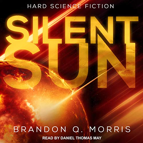 Silent Sun  By  cover art