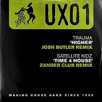 Untidy X 01