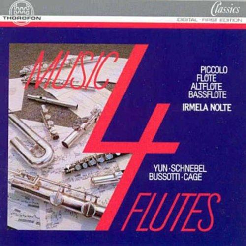 Irmela Nolte: Music for Flutes