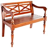 <span class='highlight'>Wooden</span> <span class='highlight'>Garden</span> Bench <span class='highlight'>Folding</span> Seat Park <span class='highlight'>Chairs</span> <span class='highlight'>Garden</span> Furniture Outdoor Armrest Chair For Patio, Lawn Or <span class='highlight'>Garden</span> Seat 98 Cm Solid Mahogany Wood Dark Brown