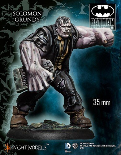 batman miniature - solomon grundy