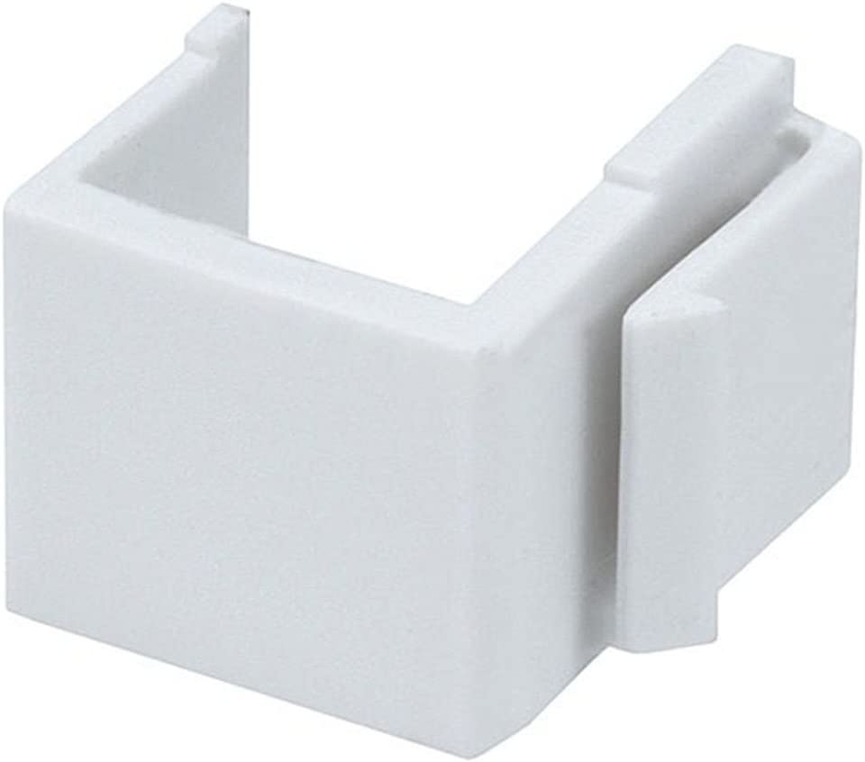 Monoprice Blank Insert For Wall Translated Max 81% OFF Pack - White Plate 10pcs